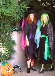 Halloween Witch Costume Characters